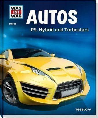 Gebundenes Buch »Autos / Was ist was Bd.53«