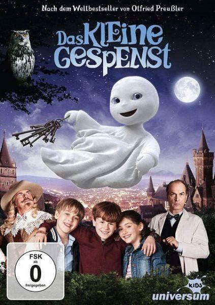 DVD »Das kleine Gespenst«