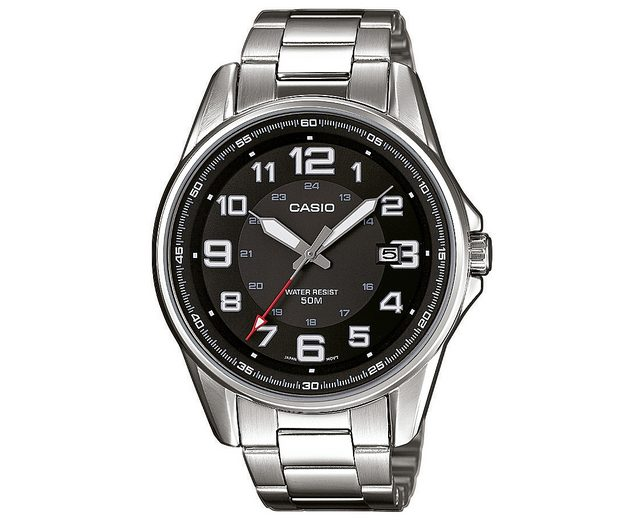 Casio Collection Quarzuhr »MTP-1372D-1BVEF«