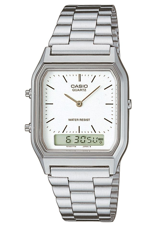 Casio Collection Chronograph »AQ-230A-7DMQYES«