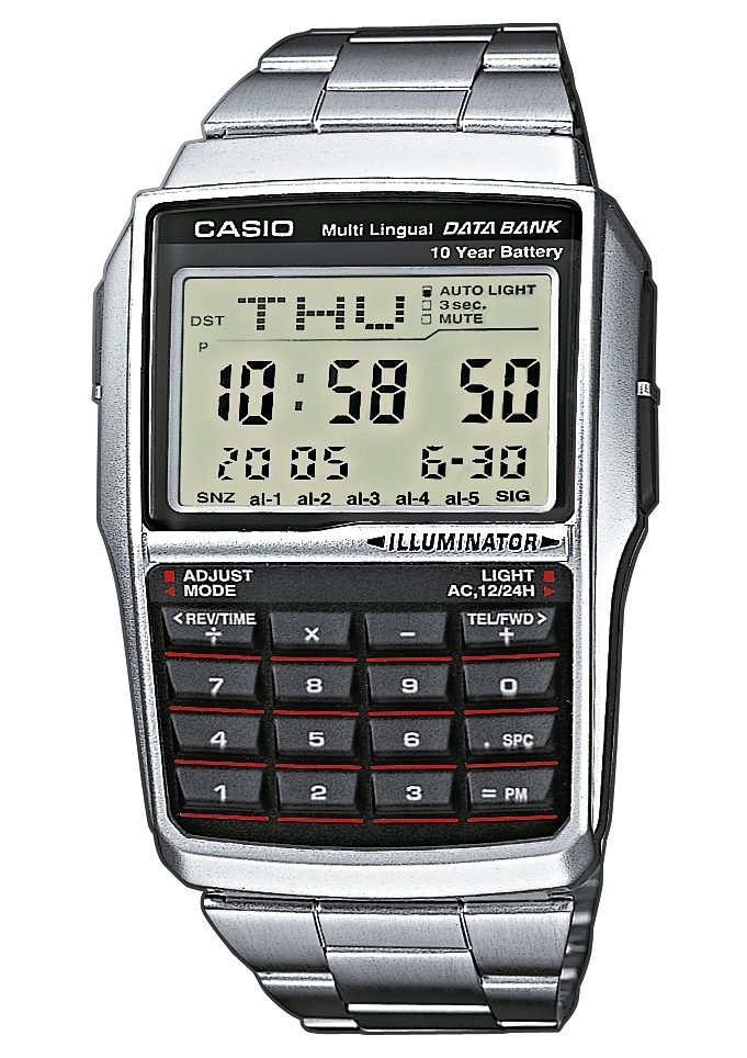 Casio Collection Chronograph »DBC-32D-1AES«