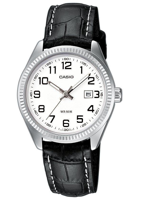Casio Collection Quarzuhr »LTP-1302PL-7BVEF« in schwarz
