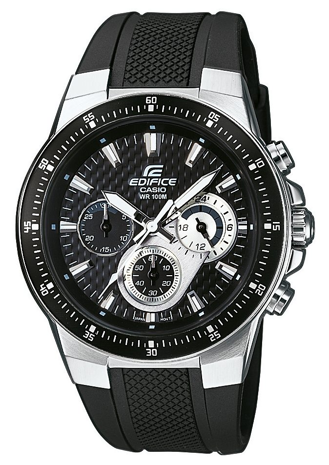 "Casio Edifice, Chronograph, ""EF-552-1AVEF"""