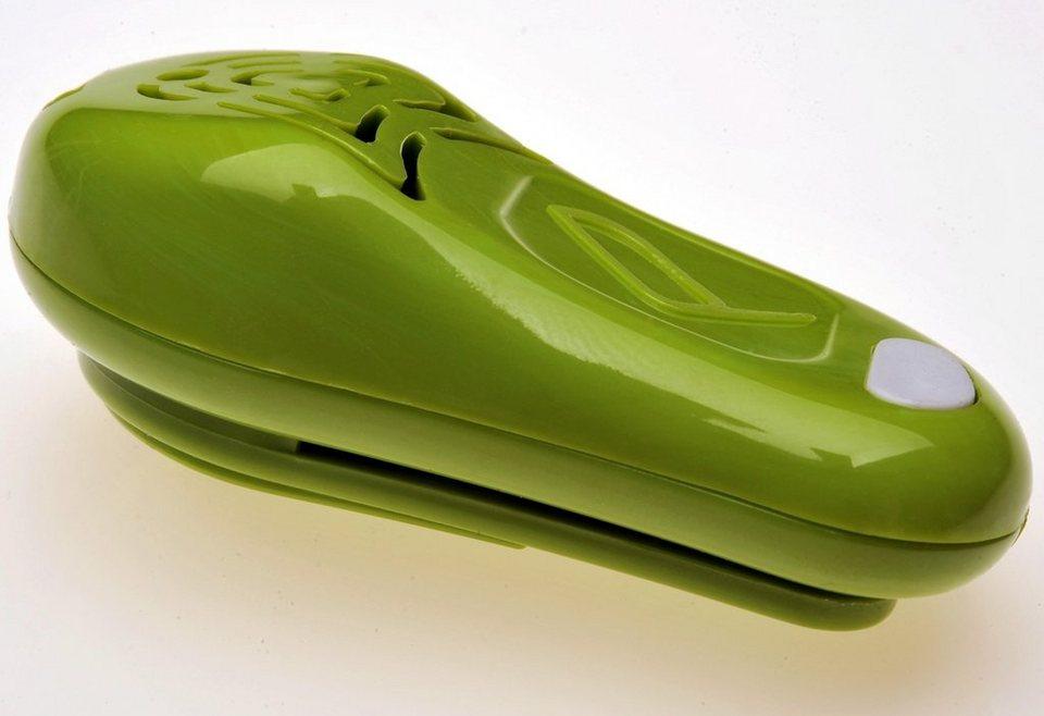 Ultraschallgerät »zur Fernhaltung von Zecken« in grün