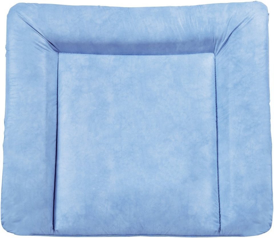 Wickelauflage, »Softy uni«, Zöllner in blau