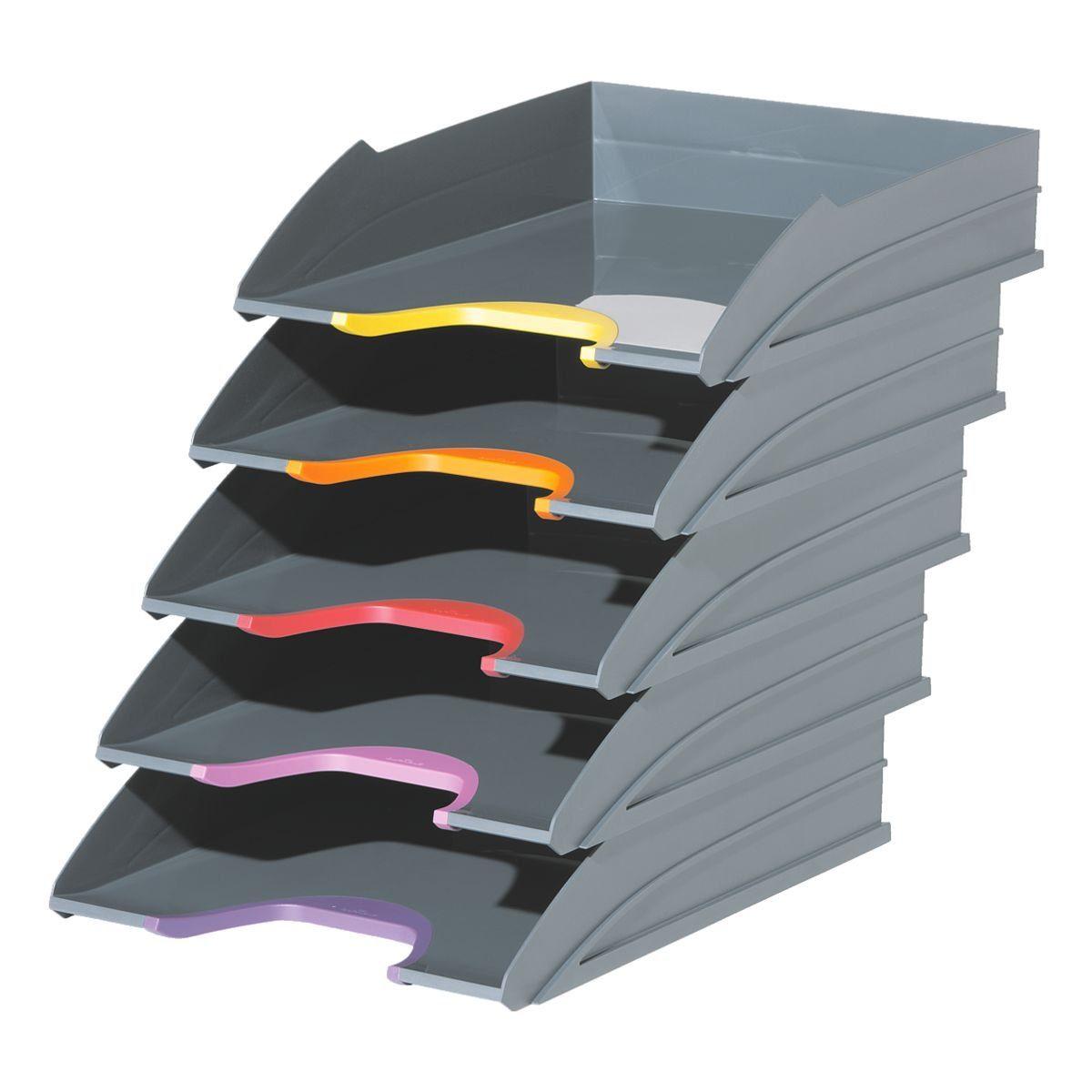 Durable 5x Briefablage »Varicolor«