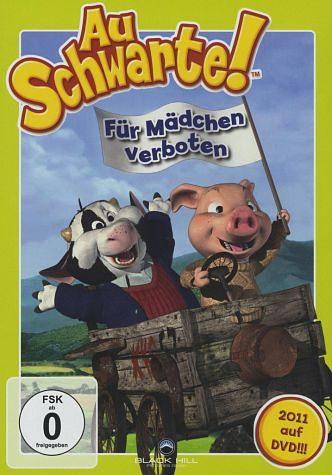 DVD »Au Schwarte! - Für Mädchen verboten«