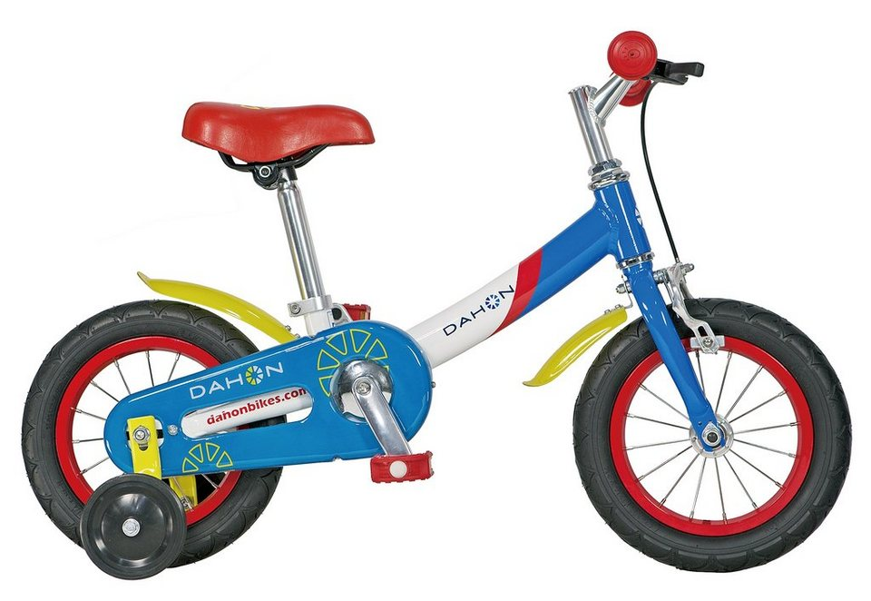 kinderfahrrad 12 zoll 1 gang blau rot weiss kids bike dahon online kaufen otto. Black Bedroom Furniture Sets. Home Design Ideas