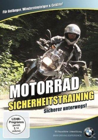 DVD »Motorrad Sicherheitstraining - Sicherer...«