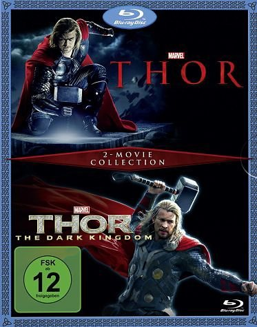 Blu-ray »Thor / Thor - The Dark Kingdom«