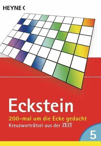 Broschiertes Buch »Eckstein - 200-mal um die Ecke gedacht«