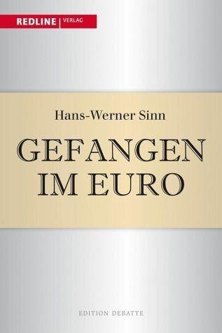 Broschiertes Buch »Gefangen im Euro«