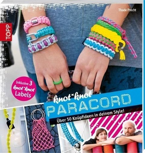 Broschiertes Buch »KnotKnot Paracord«
