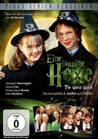 DVD »Eine lausige Hexe - Staffel 2 - 2 Disc DVD«