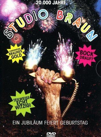 DVD »Studio Braun - Ein Jubiläum feiert Geburtstag«