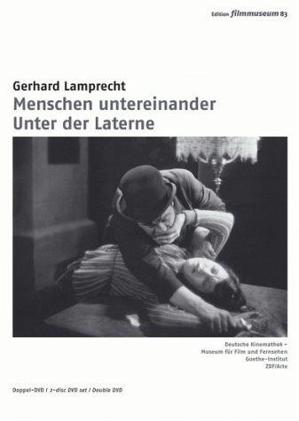 DVD »Menschen untereinander / Unter der Laterne (2...«