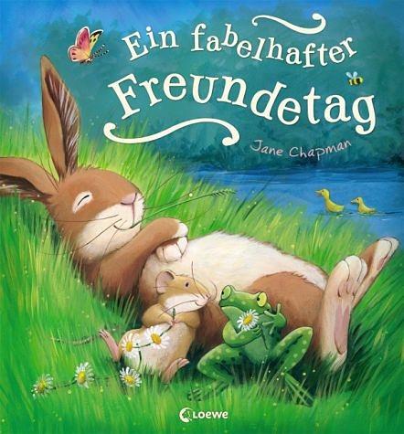 Gebundenes Buch »Ein fabelhafter Freundetag«
