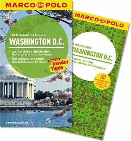 Broschiertes Buch »MARCO POLO Reiseführer Washington D.C.«