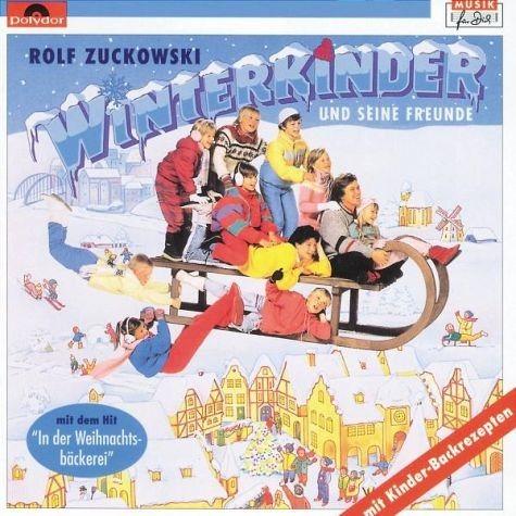 Audio CD »Rolf Zuckowski: Winterkinder...Auf Der Suche...«