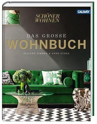 Gebundenes Buch »Das große Wohnbuch«