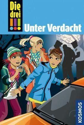Gebundenes Buch »Unter Verdacht / Die drei Ausrufezeichen Bd.47«