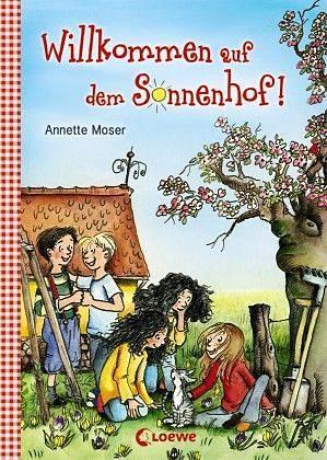 Gebundenes Buch »Willkommen auf dem Sonnenhof! / Sonnenhof Bd.1«