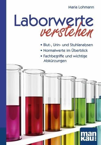 Broschiertes Buch »Laborwerte verstehen. Kompakt-Ratgeber«