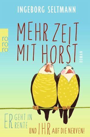 Broschiertes Buch »Mehr Zeit mit Horst«