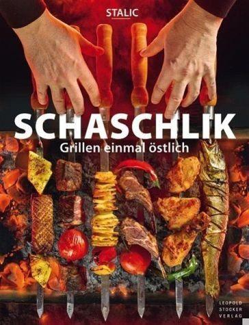 Gebundenes Buch »Schaschlik«