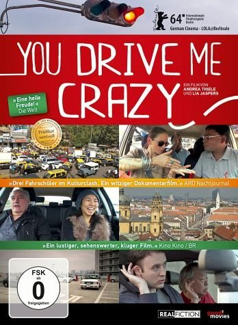 DVD »You Drive Me Crazy«