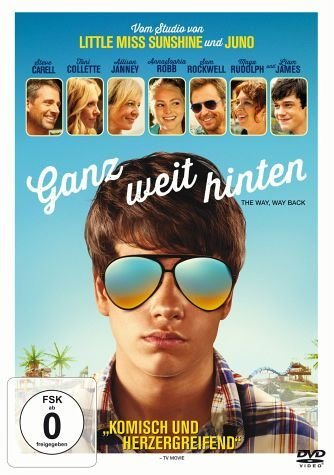 DVD »Ganz weit hinten«