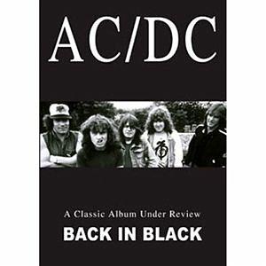 DVD »AC/DC - Back In Black: A Classic Album Under...«