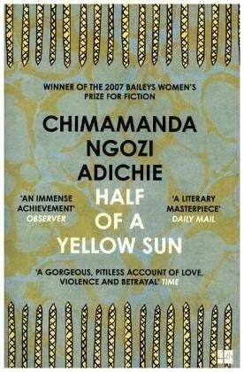 Broschiertes Buch »Half of a Yellow Sun«