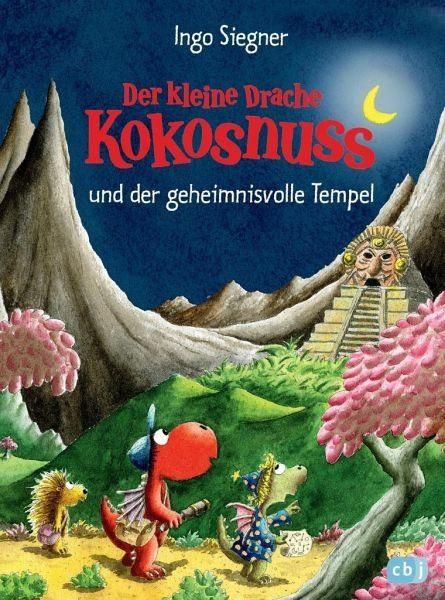 Gebundenes Buch »Der kleine Drache Kokosnuss und der...«