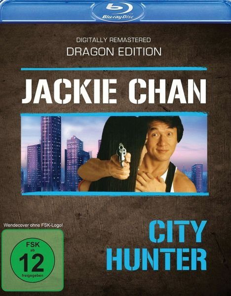 Blu-ray »City Hunter (Dragon Edition)«