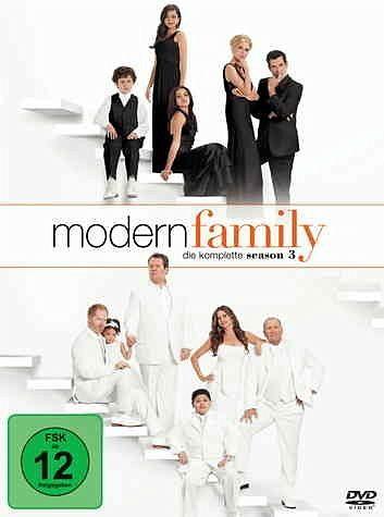 DVD »Modern Family - Die komplette Season 3 (3 Discs)«