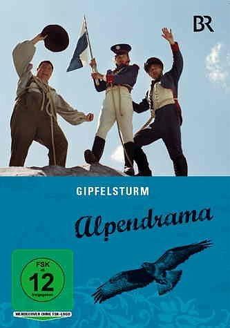 DVD »Alpendrama: Gipfelsturm«