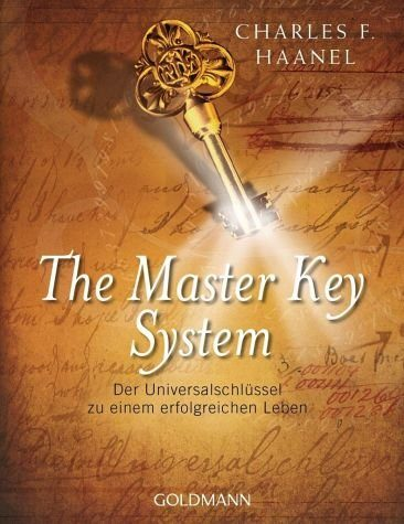 Broschiertes Buch »The Master Key System«