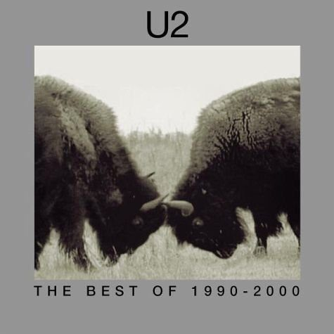 Audio CD »U2: The Best Of 1990 - 2000«