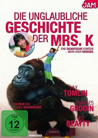 DVD »Die unglaubliche Geschichte der Mrs. K«