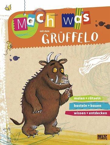 Broschiertes Buch »Der Grüffelo. Mach was mit dem Grüffelo«