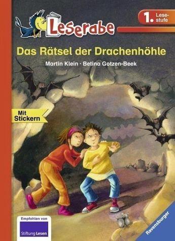 Gebundenes Buch »Das Rätsel der Drachenhöhle«