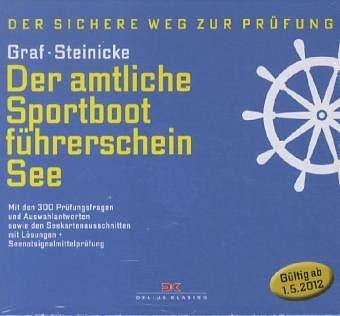 Gebundenes Buch »Der amtliche Sportbootführerschein See«
