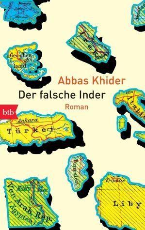 Broschiertes Buch »Der falsche Inder«