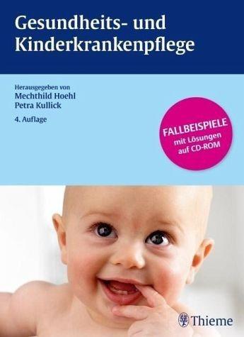 Gebundenes Buch »Gesundheits- und Kinderkrankenpflege«