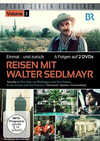 DVD »Reisen mit Walter Sedlmayr - Volume 1 (2 Discs)«