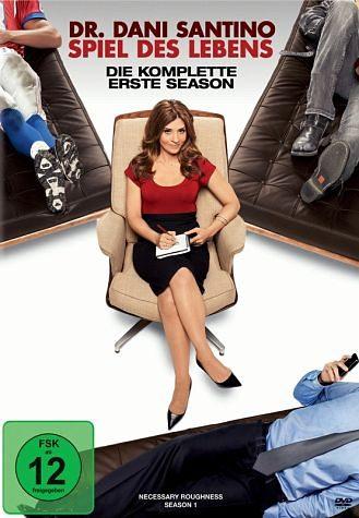 DVD »Dr. Dani Santino - Spiel des Lebens, Die...«