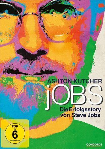 DVD »jOBS - Die Erfolgsstory von Steve Jobs«