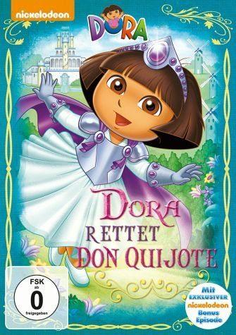 DVD »Dora - Dora rettet Don Quijote«