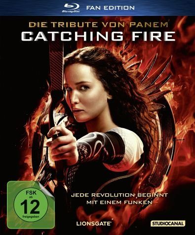 Blu-ray »Die Tribute von Panem - Catching Fire (Fan...«